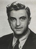 Felix Bloch (1905-1983). Professor für Physik. Nobelpreis für Physik. Porträt aus dem Bildarchiv der ETH-Bibliothek.