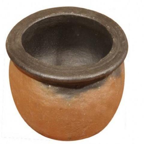 Toprak Guvec Tenceresi Buyuk Boy - Casserole Bowl