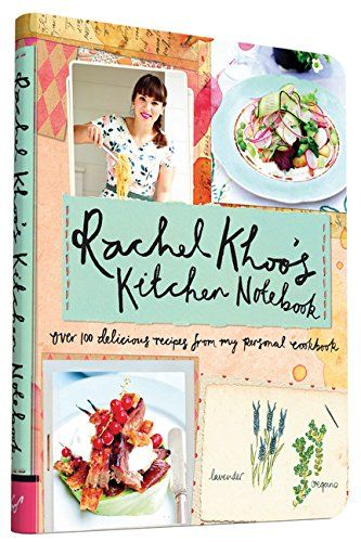 Living a life as colorful and creative as Rachel Khoo—star of three BBC television series, author of bestselling cookbooks, illustrator, and international Rachel Khoo's Kitchen Notebook: Over 100 Delicious Recipes from My Personal Cookbook