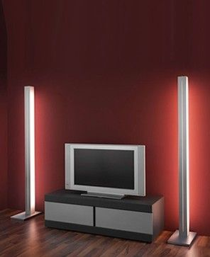 Slim floor lamp modern-floor-lamps