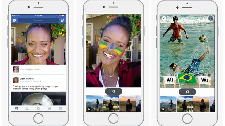 Facebook is testing a Snapchat-like camera in News Feed http://mashable.com/2016/08/05/facebook-msqrd-camera-news-feed/#gwbp5us8g05b via @mashable