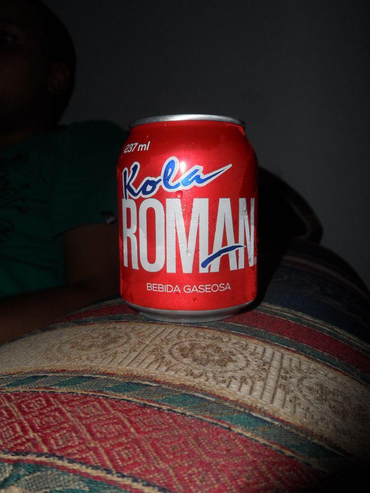 Kola Roman... Colombia.