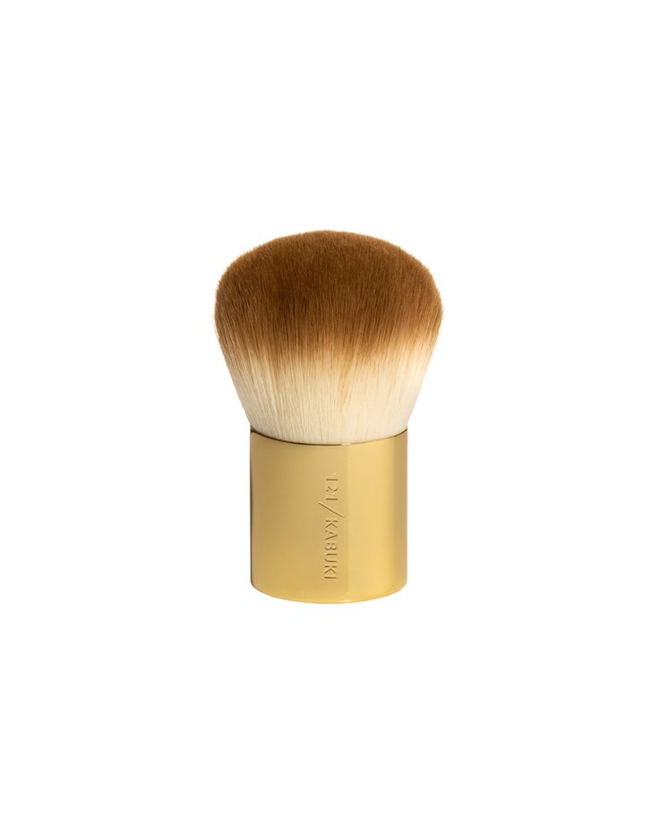 Puderpinsel von ZOEVA: 121 Kabuki (Bamboo Vol.2)  Gleichmäßiges Auftragen von Puder, Mineral-Makeup und Bronzer   Für ein makelloses Finish   Jetzt online bestellen! #ZOEVA