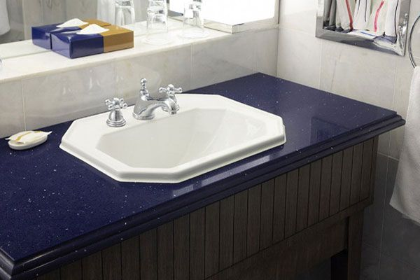 It is the suitable choice for Compac worktops, countertops and floorings in kitchens and restrooms.
