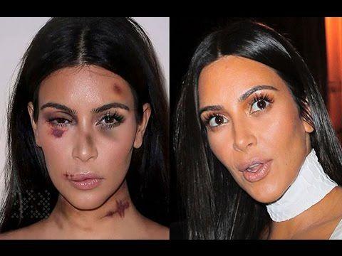 Body Language -Kim Kardashian Robbery Staged Event or Truth?