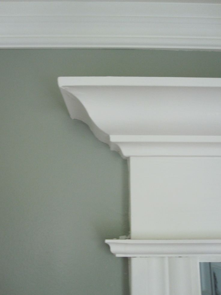 Mouldings Crown Moulding For Door Toppers And Other Trims Bayer Built Woodworks Interior