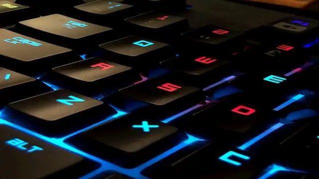 لوحات مفاتيح غايمينغ رائعة بأقل من 100 دولار Gaming ألعاب الفيديو Keyboard Computer Gaming Keyboards Computer keyboard keyboard wallpaper 4k