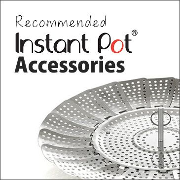 Instant Pot Accessories - Pressure Cook Recipes
