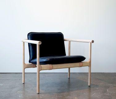 Hoshi Armchair by Tom Skeehan