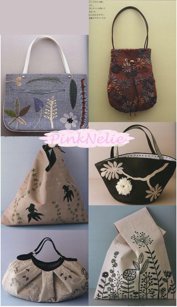 Симода Наоко вышивки Японский Craft Бронировать по PinkNelie на Etsy
