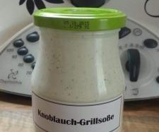 Rezept Knoblauch Grillsoße von majo28 - Rezept der Kategorie Saucen/Dips/Brotaufstriche