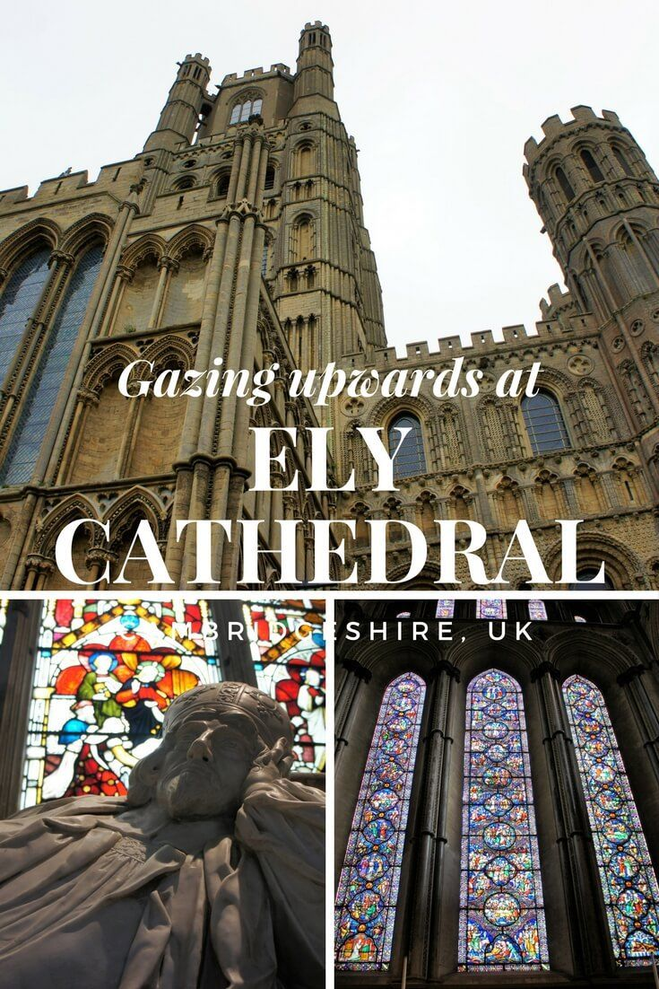 Ely Cathedral is historically interesting, visually stunning and welcoming to visitors