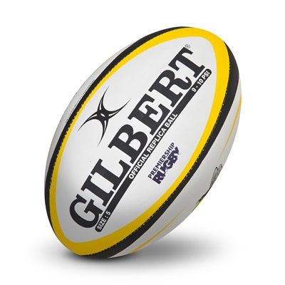 Gilbert Balls Gilbert London Replica Rugby Ball - Size 5 - Gilbert London Wasps Replica Rugby Ball - Size 5 - White/Yellow/BlackShow your support for London Wasps in the park with this Gilbert London Wasps Rugby Ball. Featuring the club crest and London Wasps http://www.MightGet.com/february-2017-2/gilbert-balls-gilbert-london-replica-rugby-ball--size-5-.asp