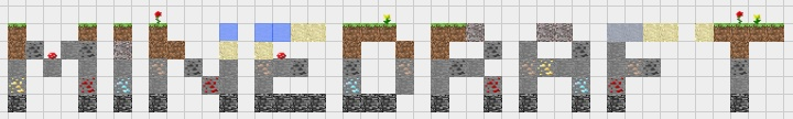 MineDraft - sketch out minecraft plans. (This links to most efficient torch placement.)