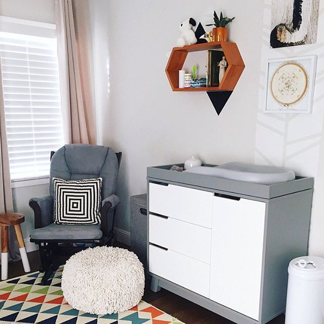 @babyletto On Instagram: 🔸retro Modern▫️for The Win ✓ 😍 U2022. Changing Table  ...