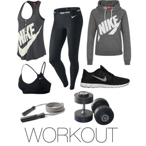 Workout Clothes For Women Nike