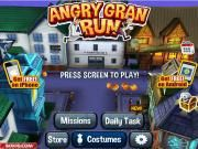 You're a fan of running game aren't you? Don't skip Angry Gran Run: Halloween at this time because it can bring you lots of joy and fun. Be curious to d