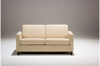 Life modulsofa 2 seat couch sofa light beige norwegian design formfin www.helsetmobler.no