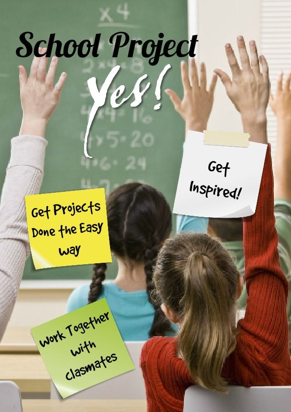 Fun School Project idea: Make your own Project Magazine with Jilster! Work together with classmates. Check out how at jilster.com