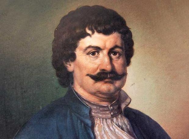 Ρήγας Βελεστινλής (Φεραίος) , (1757-1798) , Έλληνας συγγραφέας , πολιτικός και στοχαστής.
