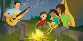 Children Are a Trust From God   Did you know you are a gift from Jehovah? Sing this song to your parents. (Songs: Become Jehovah's Friend)