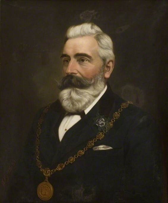 William Martin Rust, Mayor of Wisbech (1883), Wisbech Town Council