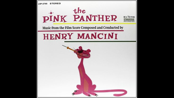 Henry Mancini – The Pink Panther (Music From The Film Score) 1963 (full...
