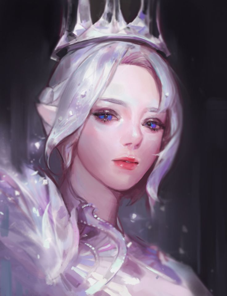 ice, Chocofing R on ArtStation at https://www.artstation.com/artwork/6kYYw