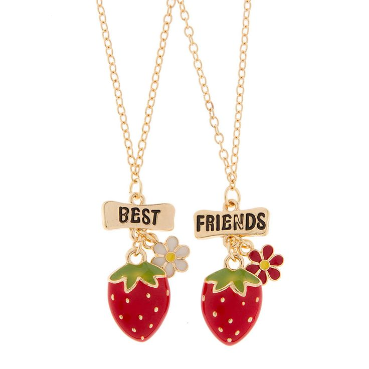 17 best images about strawberry shortcake strawberry for Strawberry shortcake necklace jewelry