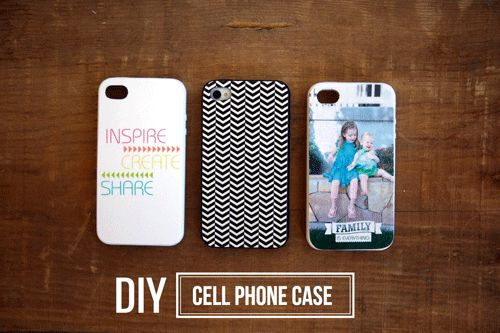 What a fun idea - DIY cell phone cases. See the rest of the blog post for the tutorial.: Creative, Stampinup Com, Diy Iphone, Cell Phone Cases, Blog Cell Phone, Phone Cover, Diy Phone Cases