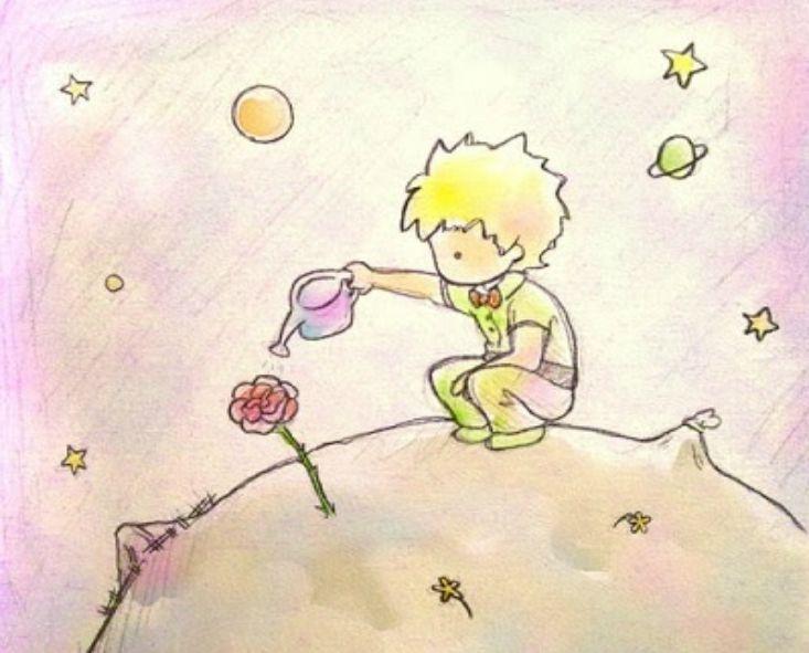 Populaire 28 best illustration / conte / le petit prince images on Pinterest  KH92