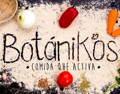 "Check out new work on my @Behance portfolio: ""Infografía y banner Botanikos…"