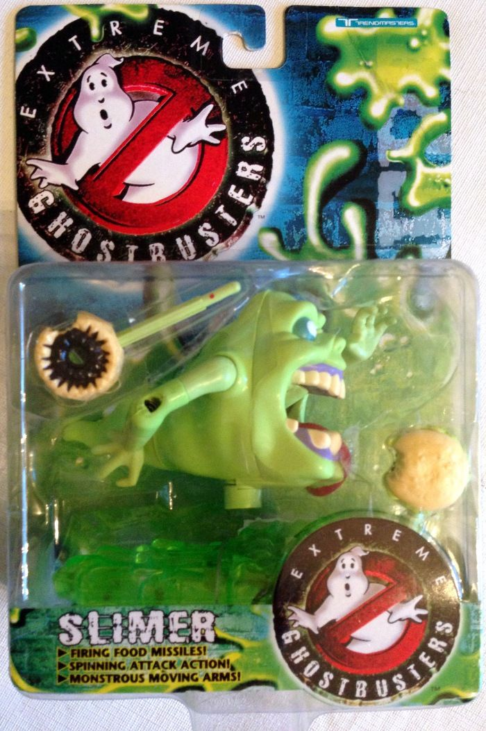 1997 Trendmasters Extreme Ghostbusters Slimer Action Figure