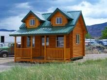 find this pin and more on teeny tiny houses custom small cabin kits for sale - Small Cabins For Sale