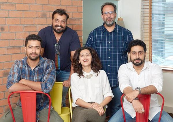 The wait is over! Taapsee Pannu, Abhishek Bachchan and Vicky Kaushal-starrer Manmarziyaan to go on the floors in February https://goo.gl/AYco5V
