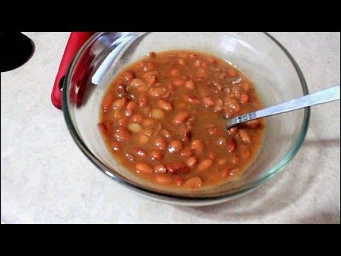 Pinto Beans Soup today