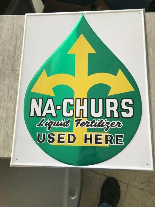 Vintage Farm Sign Na Chures Fertilizer Sign Original Vintage Farm Farm Signs Advertising Signs