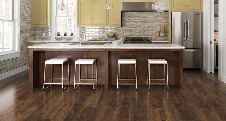 Pergo Flooring Lumbermill Oak Floors Contemporary
