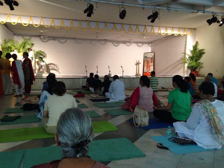 International Yoga Day in India