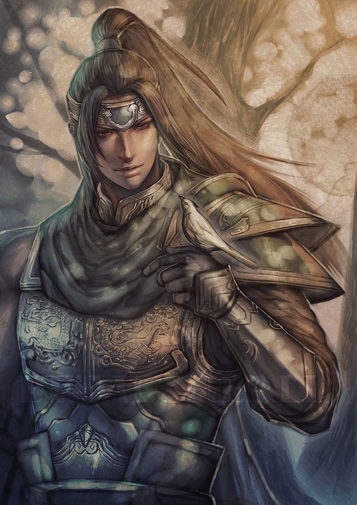 Zhao Yun - Dynasty Warriors
