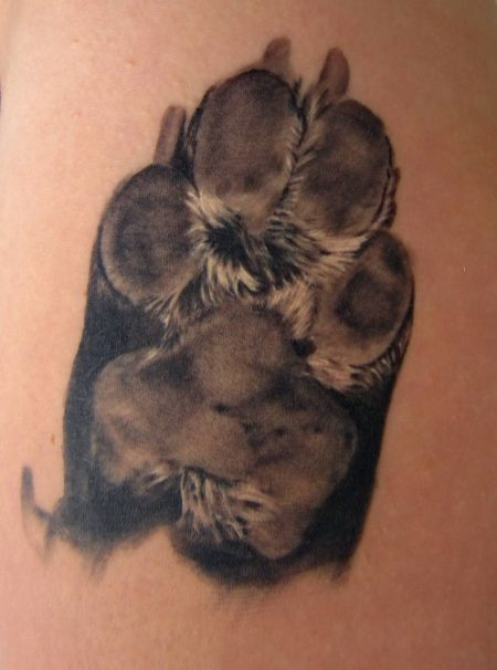 labrador tattoo - Google Search