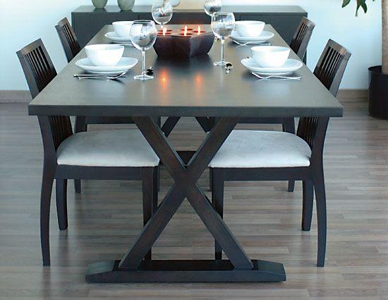 Best 25 Unique Dining Tables Ideas On Pinterest  Unique Wood Entrancing Unique Dining Room Sets Review