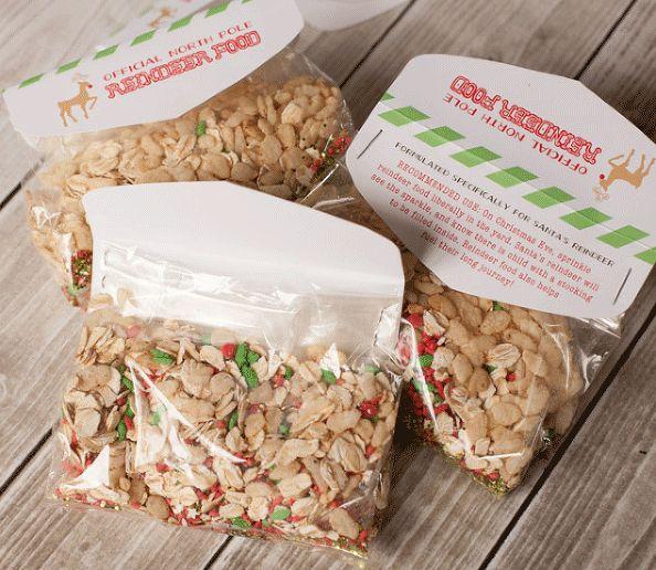 84 best reindeer food recipes images on pinterest xmas la la la reindeer food recipe and free printable tag forumfinder Gallery