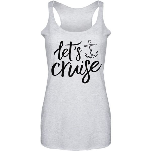 Now $15 - Shop this and similar Board Life tank tops - Inspire a cruise-worthy look wearing this tri-blend racerback donning a playful graphic and lightweight d...
