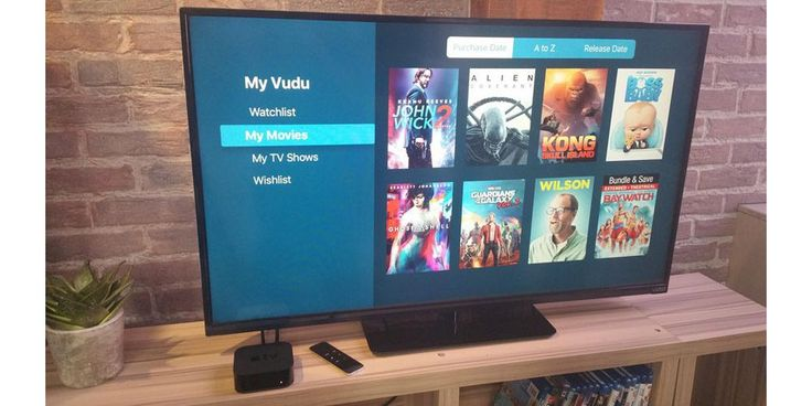 PSA: Vudu now on Apple TV lets you watch (some of) your Blu-ray discs & DVDs online