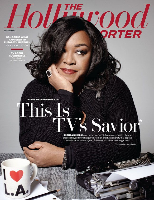 Shonda Rhimes Opens Up About 'Angry Black Woman' Flap, Messy 'Grey's Anatomy' Chapter and the 'Scandal' Impact