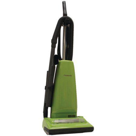Panasonic Upright Vacuum - Leaf Green, MC-UG223