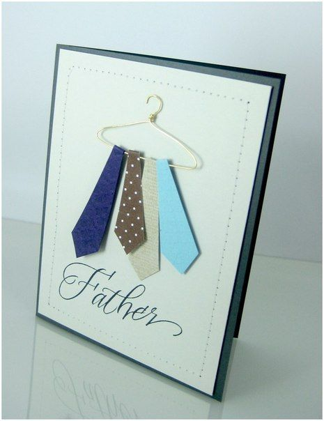 Cards for father's Day