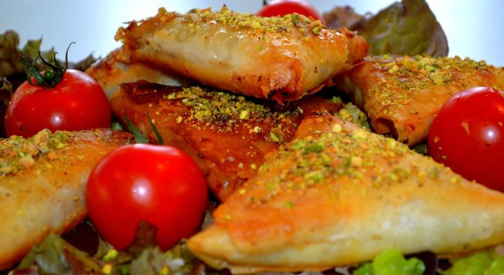 Cucina marocchina: le briwat di pollo - Arabpress