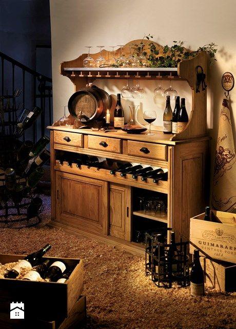 Kuchnia styl Rustykalny